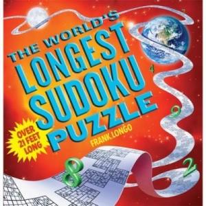 Longest Sudoku puzzle