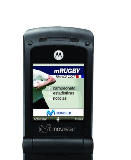 Motorola mRugby