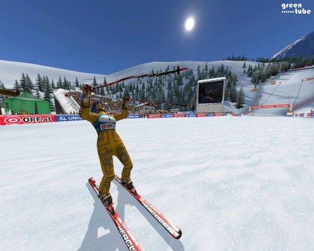 Greentube Ski Challenge 08