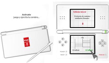 Nintendo-PSOE