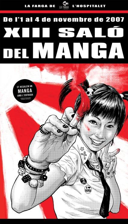 Salon-del-Manga cartel