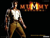 El regreso de la momia – The mummy returns (2001) Wallpapers y Posters