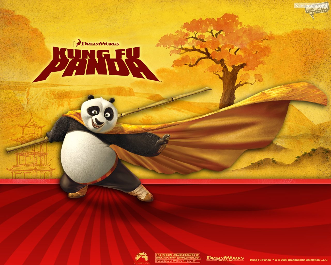 Gambar kung Fu panda