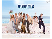 Mamma Mia bate records en DVD