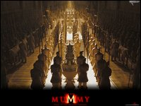 The Mummy: Tomb Of The Dragon Emperor – La momia 3: la tumba del emperador dragon (2008) Wallpapers