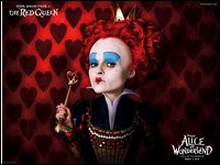 Alice in the Wonderland (2010) – Wallpapers