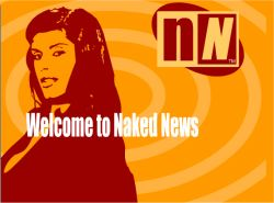 Naked News Tv Male Edition Se Emitir Semanalmente En Las Redes De