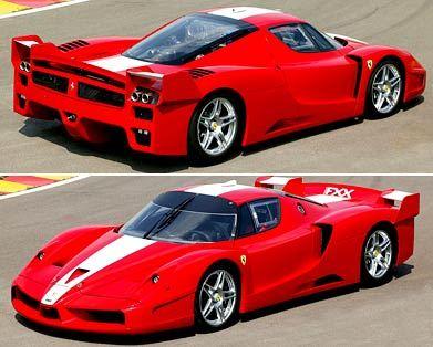 Ultimo Ferrari