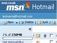 Hotmail sigue siendo el 'webmail' más utilizado