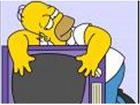 Censuran en Argentina un capítulo de Los Simpson que tilda a Perón de dictador