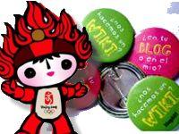 Blogs para vivir el espíritu olímpico de Pekín 2008