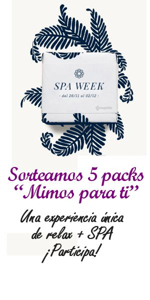 Gana un pack relax - Sorteamos 5 packs SPA