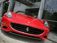 Ferrari California, la nueva joya destinada a triunfar en Hollywood