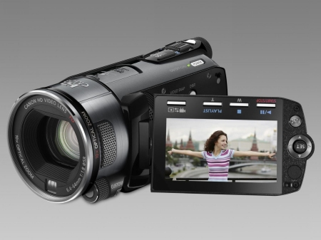 LEGRIA HF S100 FSL LCD