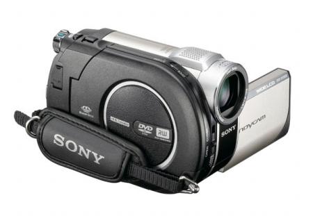 sony dcr-dvd650