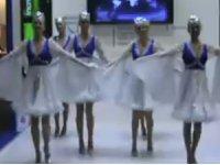 Cboss Girls en MWC 2009