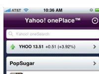 """Yahoo! presenta en Barcelona un """"refrito"""" de sus servicios móviles con el uso por voz como gran novedad"""
