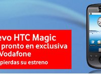 Vodafone lanza al mercado el HTC Magic