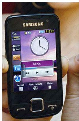 Samsung GT-S5600 Halley
