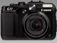 Canon PowerShot G11, una cámara compacta diseñada para captar imágenes profesionales
