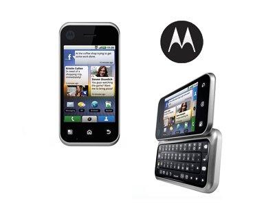 """Argentina estrenará el nuevo """"Backflip"""" de Motorola"""