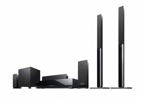 Sony BDV-E870, sistema de Cine en casa con 1000W de potencia