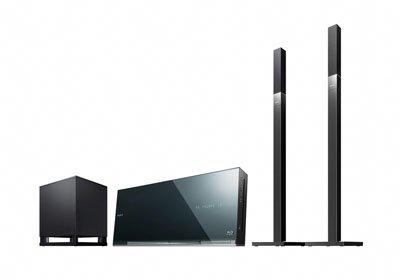 Sony BDV-E970W, sistema de entretenimiento de cine en casa con 4 altavoces