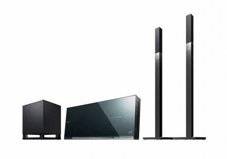BDV-F700: Blu-ray Disc y streaming multimedia en un elegante conjunto de 2.1-canales