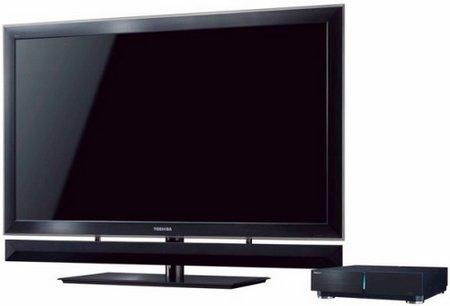 Toshiba REGZA Cell TV