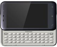 K01 el nuevo smartphone de Toshiba con teclado QWERTY