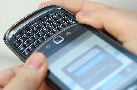 BlackBerry Bold 9800