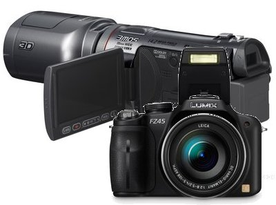 Nuevas Cámaras Lumix y videocámaras de Panasonic para el verano 2010