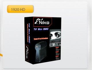 Niko TV BOX 1920HD
