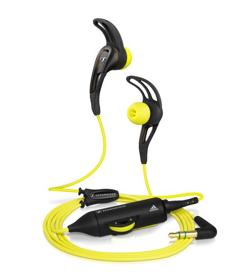 Auriculares Adidas-Sportline Sennheiser con tecnologa iPhone