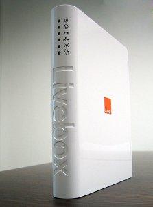 Orange distribuye 100.000 unidades de la nueva generación de Livebox en España