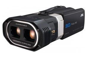 CES 2011: Videocámara JVC GZ-HM960 convierte grabaciones 2D en 3D