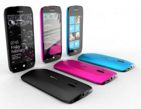 ¿Móviles Nokia con Windows Phone antes del verano?