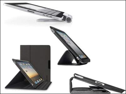 Belkin lanza nuevos soportes para el iPad 2