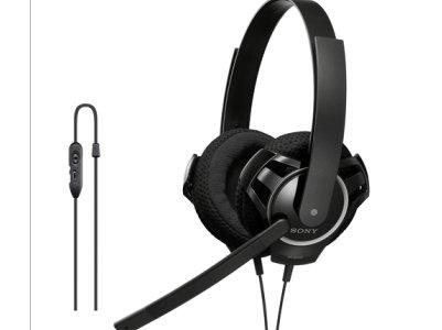 Auriculares Sony DR-GA100 para jugar con el PC