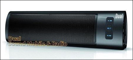 DUAL SOUND MOBILE & RADIO BLACK 1