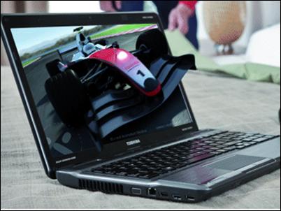 Satellite P750, los nuevos portátiles multimedia de Toshiba