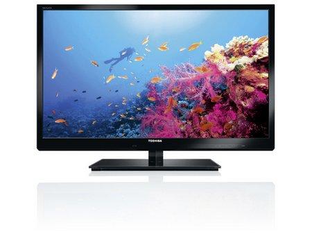 Toshiba televisores LED SL833, inteligentes con gran calidad de imagen