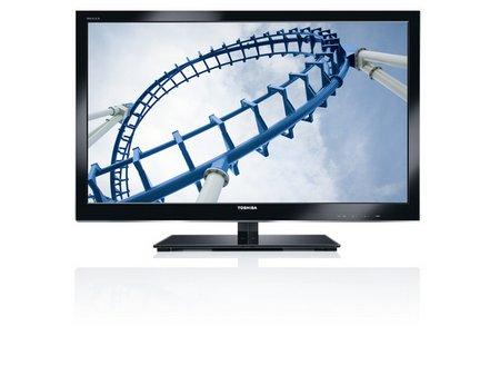 Toshiba presenta su primera televisión 3D con tecnología de polarización