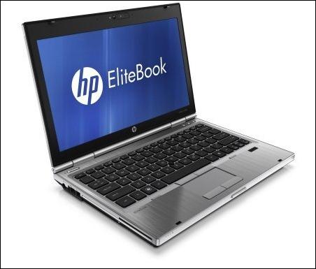 HP EliteBook 2560p, fino, potente y preparado para viajar