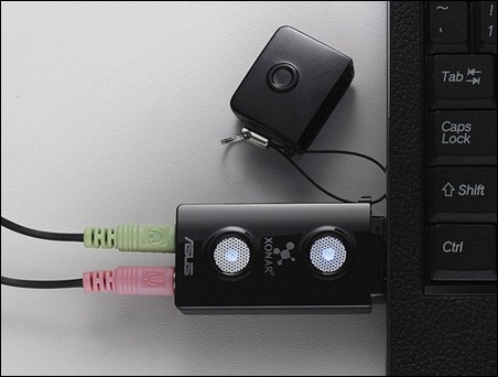 Asus Xonar U3: tarjeta de sonido en formato USB para ordenadores portátiles y compactos