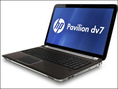 HP renueva sus portátiles con procesadores AMD Vision