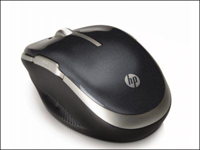 El primer ratón Wi-Fi llega de la mano de HP