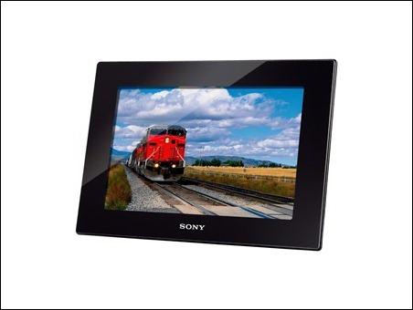 Marcos digitales Serie S-Frame Innovation: DPF-HD1000/HD800, reproducción en HD