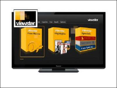 "Panasonic incorpora ""videoclub online"" a Viera Connect"