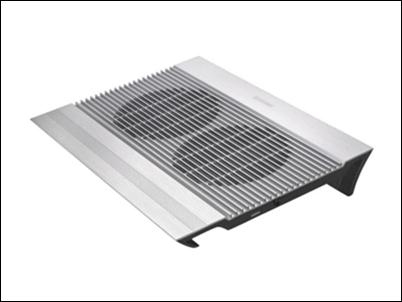 Xilence A640: base refrigerante para portátil minimalista y robusta